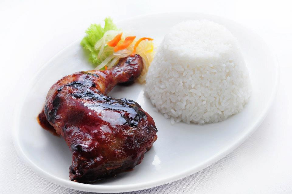 Barkadahan Chicken