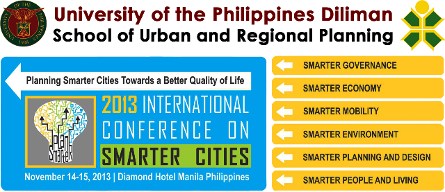 2013 International Conference on Smarter Cities Poster small