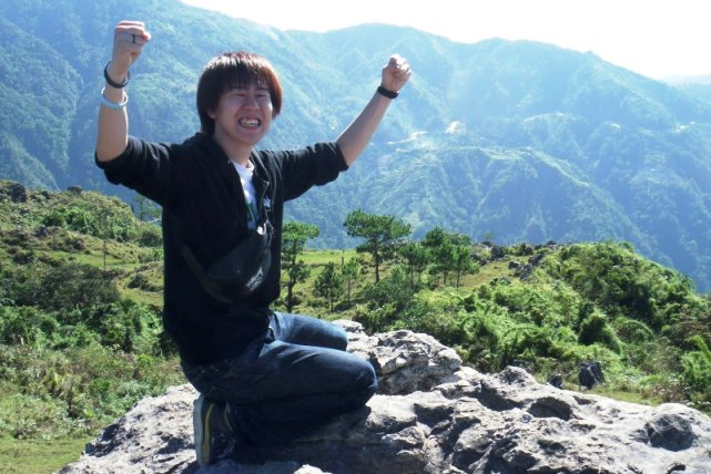 Choi Yuuto Hasegawa is a student of Japan's Soka University.