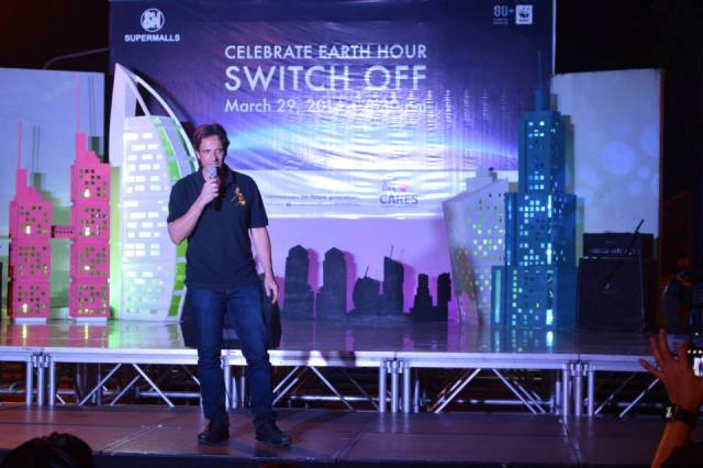 Earth Hour 2014 at SM City CDO-4
