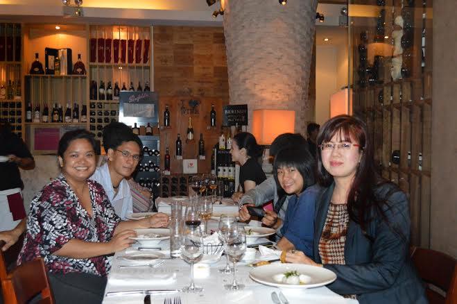 CARA fundraising dinner-2