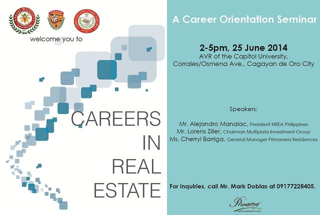 CUAA seminar poster