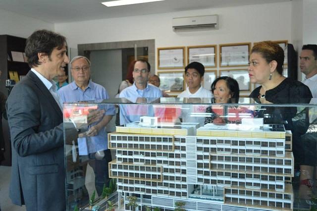 USAID visit to Primavera-PSO