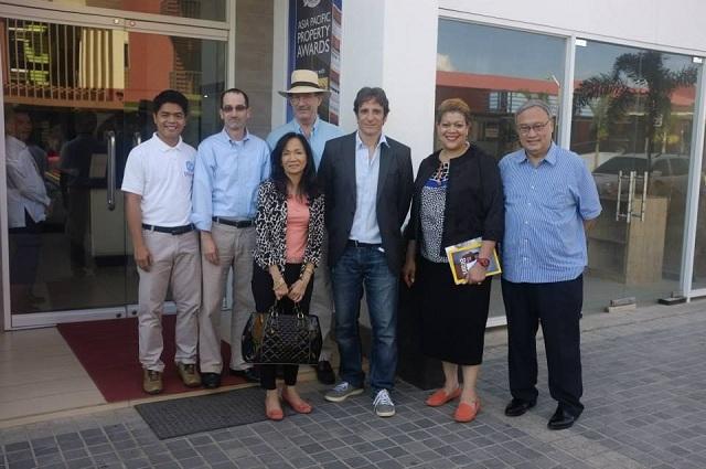 USAID visit