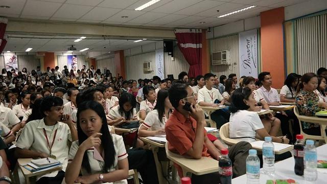 CUAA career seminar
