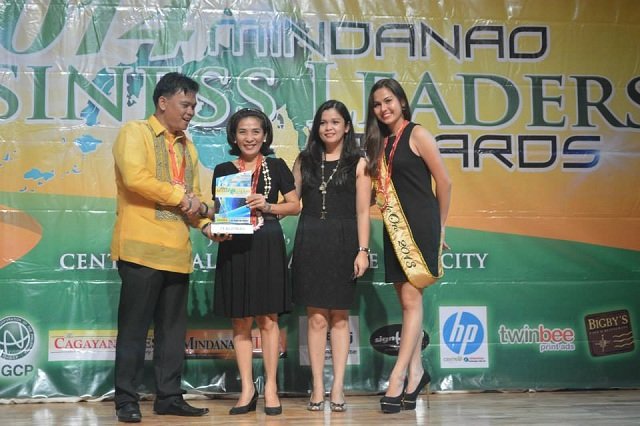 Mindanao Business Leaders Awards night