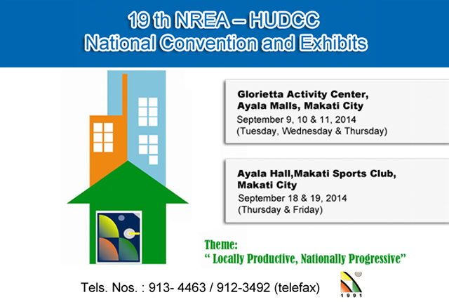 19th NREA Trade Exhibit