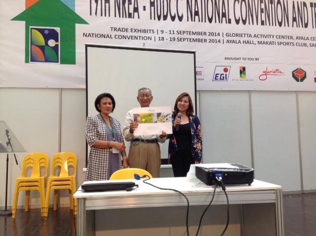 NREA trade exhibit