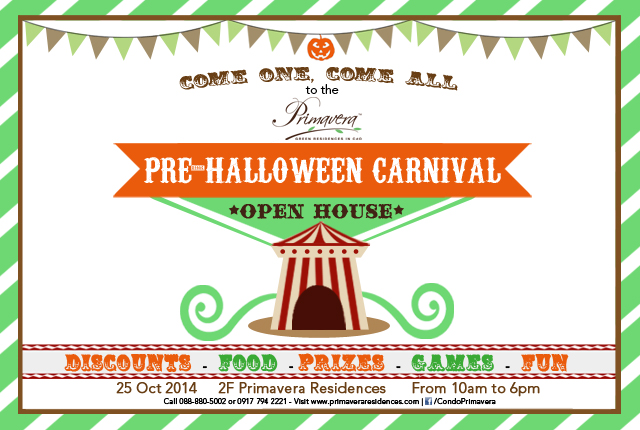 oct open house