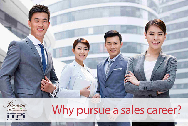 Sales Career