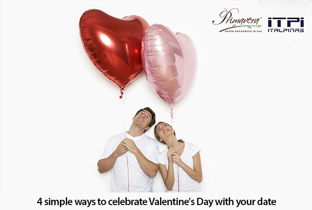 Simple ways to Celebrate valentines