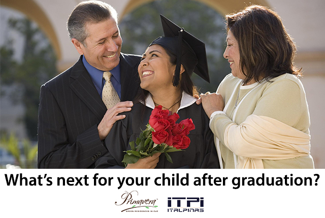 What's Next for Your Child After Graduation?
