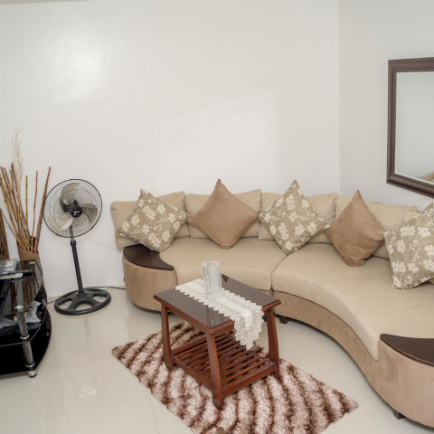 Living Area - Room 307