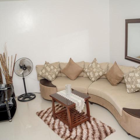 Living Area - Room 307