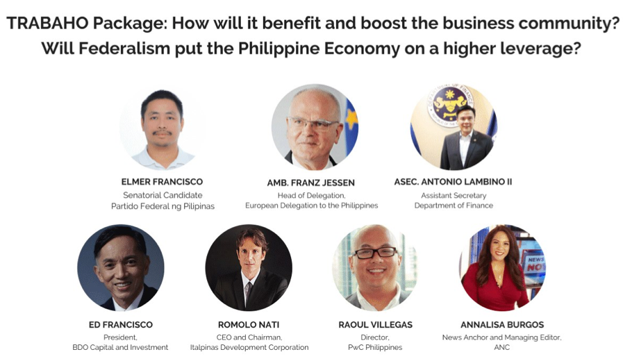 IDC CEO Romolo Nati among roster of experts in Philippine Economy 2019 ICCPI talk